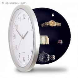 Coffre-fort horloge ronde