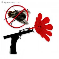Pistolet tapette à mouche main