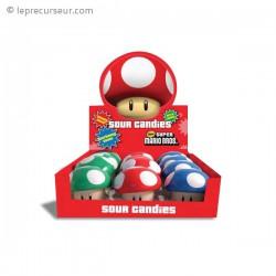 Boîte de bonbons fruités Nintendo Toad
