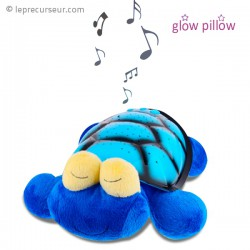 Peluche multifonction tortue lumineuse