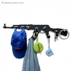 Porte-manteau fusil AK47