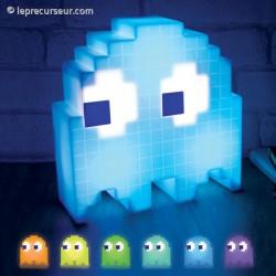 Lampe Usb multicolore Fantôme PacMan