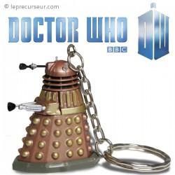Porte-clés Dalek Docteur Who en métal