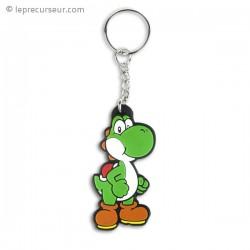 Porte-clés Yoshi jeux Nintendo