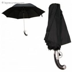 Parapluie manche forme pistolet