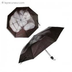 Parapluie index qui pointe main