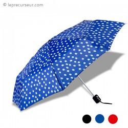 Parapluie à petits pois