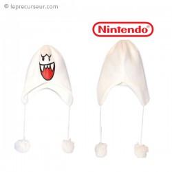 Bonnet de ski Boo jeux de Nintendo
