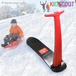 Trottinette de neige kidscoot