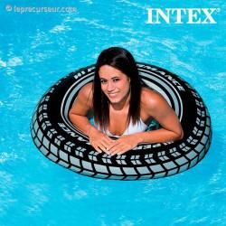 Bouée en forme de pneu de voiture