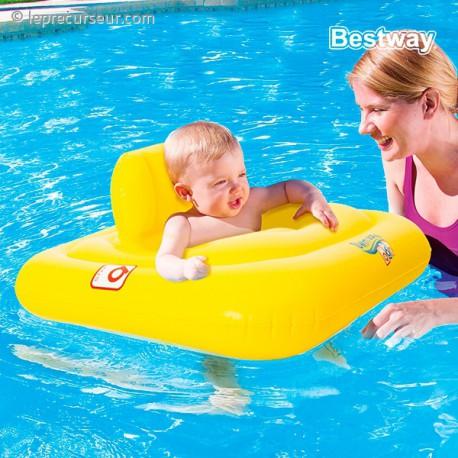 Bouée fauteuil gonflable pour bébé
