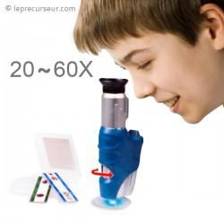 Microscope de découverte