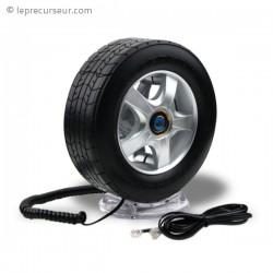 Téléphone en forme de pneu de voiture