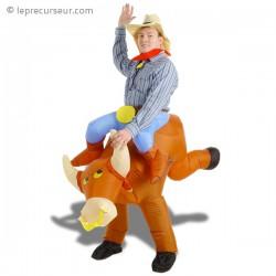 Déguisement taureau et toréro