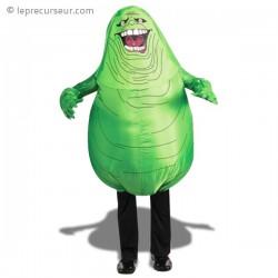 Déguisement de monstre vert