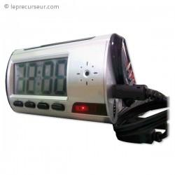 Réveil digital caméra espion