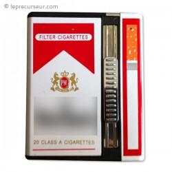 Caméra dans un briquet et fourreau à cigarette