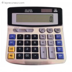Machine à calculer avec caméra miniature