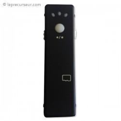 Caméra espion dans un boitier à chewing-gum