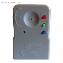 Changeur de voix au téléphone