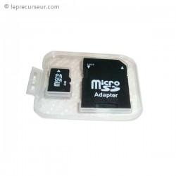 Micro SD 4Go