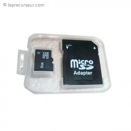 Micro carte SD de 8Go
