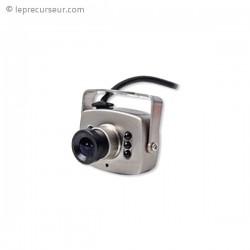Caméra de sécurité miniature et câbles