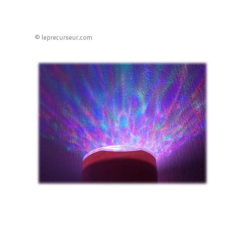 lumi re d 39 ambiance avec son aurore bor al. Black Bedroom Furniture Sets. Home Design Ideas