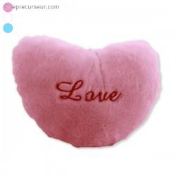 Coussin à LED en forme de Cœur