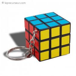 Porte clés cube magique