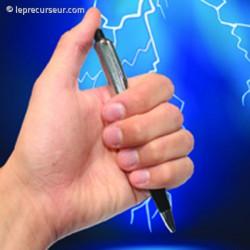 Stylo électrochoc farceur taser