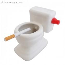 Cendrier toilette céramique
