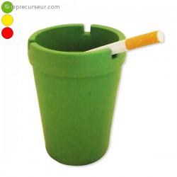 Cendrier pot anti fumée