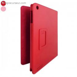 Housse à fermeture magnétique pour iPad