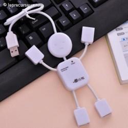 Multiplicateur USB petit homme