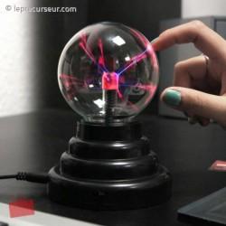 Lampe plasma USB