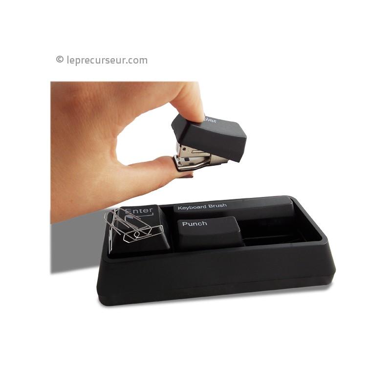 pack accessoires pour bureau. Black Bedroom Furniture Sets. Home Design Ideas