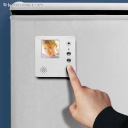 Enregistreur vidéo magnet frigo