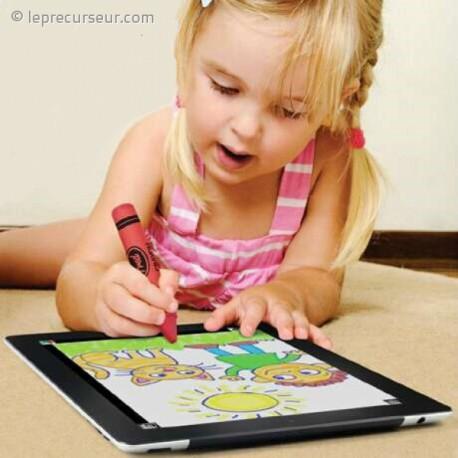 Crayon pour écran tactile