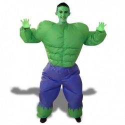 Déguisement incroyable Hulk