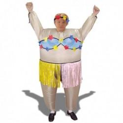 Déguisement danseuse hawaïenne