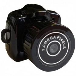 Caméscope miniature en forme d'appareil photo