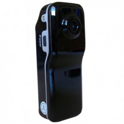 Caméra plastique miniature multi-supports