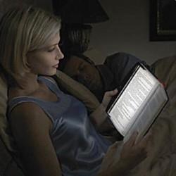 Lampe pour livre