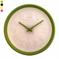 Horloge à chiffres en 3D