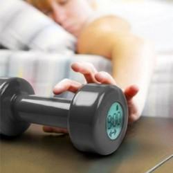 Réveil design pour musculation matinale