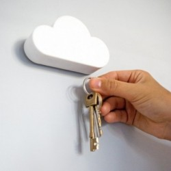 Range-clés aimanté nuage