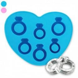 Moule glaçon anneau