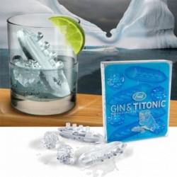 Glaçons insolite titanic et iceberg