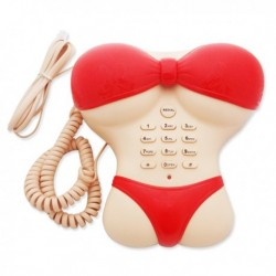 Téléphone femme en bikini